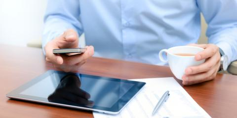 Apple Certified Technician Offers Helpful Tips on Using iPhones & iPads for Your Business, Springdale, Ohio