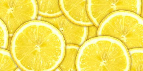 Sweet-Tart: Taste the New Lemon Flavors at Pinkberry, Seaside-Monterey, California
