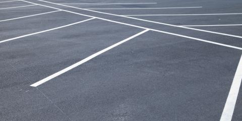 Why Your Business Needs New Parking Lot Striping, Columbia, Missouri