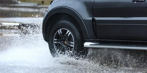 4 Ways to Keep Your Vehicle from Hydroplaning, St. Louis, Missouri