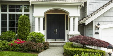 3 Materials That Are Perfect for Exterior Doors, Lincoln, Nebraska