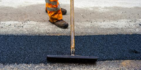 5 Signs Your Property Needs Asphalt Repair Service, Anchorage, Alaska