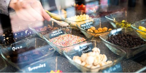 Unlimited Mix-Ins at Maggie Moo's: 5 Combinations to Inspire Your Next Ice Cream Order, Fayetteville, Arkansas