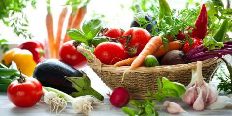 5 Reasons to Eat More Vegetables, Vineland, New Jersey
