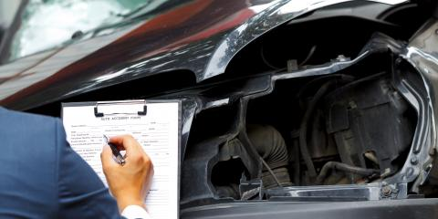 Areas That Should Be Checked for Damage After a Car Crash, Waynesboro, Virginia