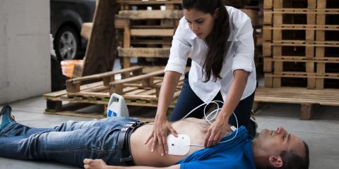 4 Common Questions About AED Training, Cincinnati, Ohio