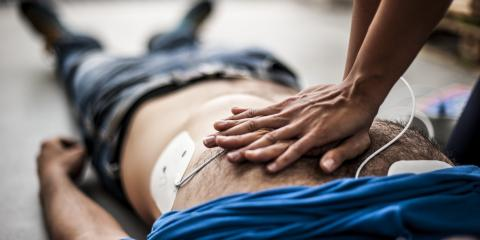 How to Perform CPR in an Emergency, Mill City, Oregon