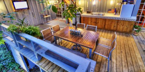 5 Reasons to Add a Deck During Your Home Improvement Project, New Milford, Connecticut