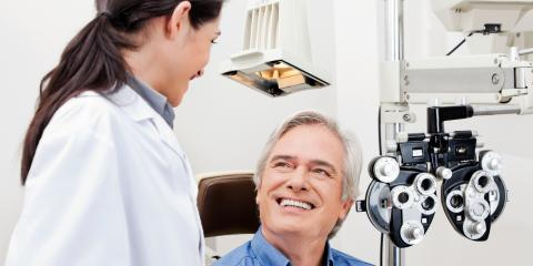 What to Expect When Getting Your Pupils Dilated, Prospect, Connecticut