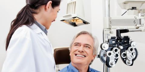 What is Retinal Imaging?, Montgomery, Ohio