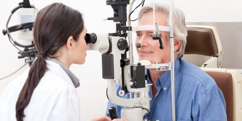 A Guide to Glaucoma, Greece, New York