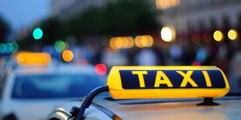 A Brief History of the Taxi Cab, Honolulu, Hawaii