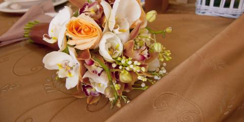 Table Rental Experts Share Tips for Choosing Linens for Your Wedding, Columbia, Missouri