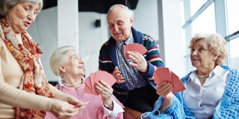 3 Indoor Activities for Seniors in Assisted Living Homes, Bonduel, Wisconsin