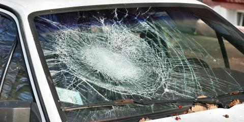 When to Schedule Windshield Repair or Replacement, Middletown, New York