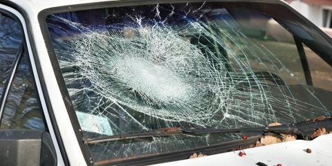 Auto Glass Experts Explain the Dangers of Driving With a Broken Windshield, Anchorage, Alaska