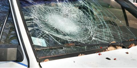 Can a Cracked Windshield Shatter?, O'Fallon, Missouri