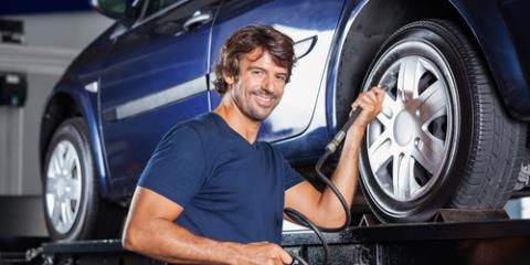 Why Tire Pressure Monitoring Systems Are Essential for Auto Maintenance, Russellville, Arkansas