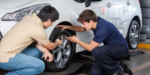 Why You Should Schedule Regular Tire Rotation & Alignment, Ranson, West Virginia
