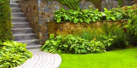 3 Benefits of Retaining Walls in Landscaping, Canyon Lake, Texas