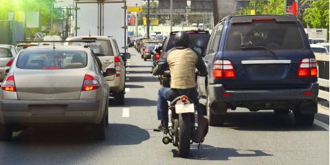 Top 3 Safety Tips for Sharing the Road with Motorcyclists, DeSoto, Texas