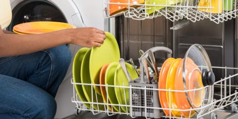 A Licensed Plumber Offers 3 Signs Your Dishwasher Line Needs Replacing, New Haven, Connecticut