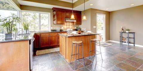 5 Types of Natural Stone Flooring for Kitchens, Honolulu, Hawaii