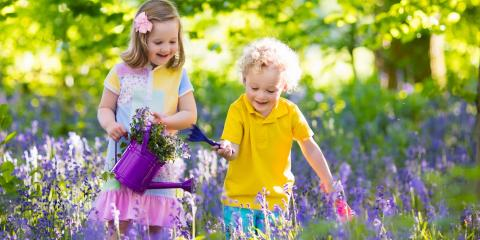 How to Get Your Children Excited About Gardening, Hamilton, Ohio