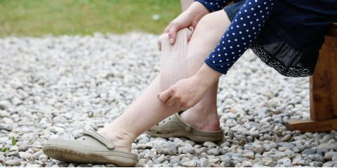 How to Prepare for Sclerotherapy, Weatogue, Connecticut