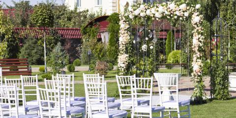 Get a $100 Discount on Your Wedding Rentals, Franklin, Ohio