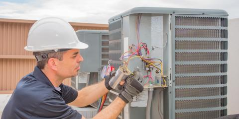 The Difference Between Residential & Commercial ACs, Honolulu County, Hawaii