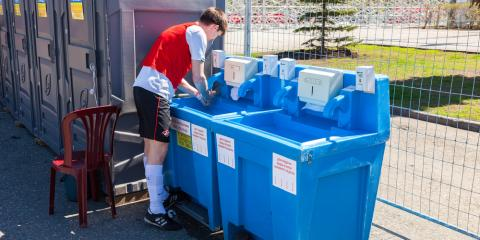 Discover the Benefits of Portable Sinks for Outdoor Events, Fairbanks North Star, Alaska
