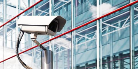 Do Security Cameras Prevent Workplace Theft?, Sharonville, Ohio