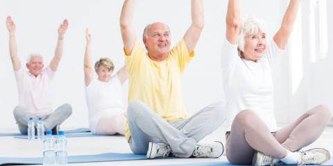 4 Ways to Stay Healthy & in Shape in a Senior Living Community, Mystic, Connecticut