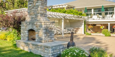 3 Benefits of Having Residential Landscapers Install an Outdoor Fireplace , Bluefield, West Virginia