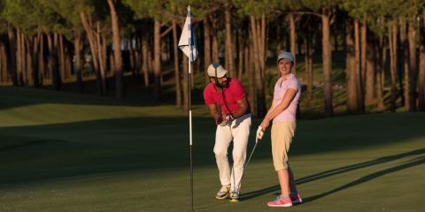 4 Great Benefits of Golf Lessons, Ewa, Hawaii