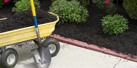 How to Choose Between Mulch & Rocks for Your Landscape, Glen Carbon, Illinois