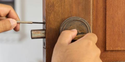 A Locksmith Lists the Benefits of Installing a Deadbolt, Ozark, Alabama