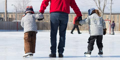 Is It Your Child's First Visit to an Ice Skating Rink? Here's What to Expect, Randolph, New Jersey