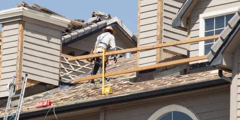 Roofing Contractor Shares 3 Steps to Take After Roof Damage, Joachim, Missouri