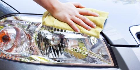 Auto Body Repair Technicians Offer 3 Tips for Waxing a Car, Woodbridge, Connecticut