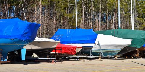 The Top 3 Reasons You Need a Boat Cover, Huntington, New York