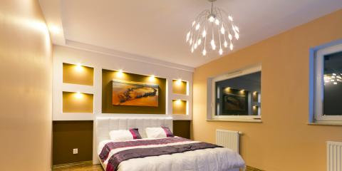 3 Creative Lighting Ideas for the Bedroom, Atlanta, Georgia