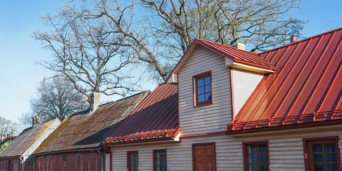 Top 3 Roofing Materials & How They Differ, Northeast Dallas, Texas