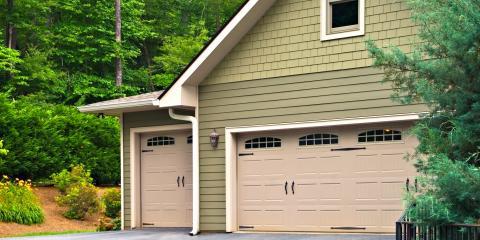 Pros & Cons of Garage Door Windows, Blaine, Minnesota