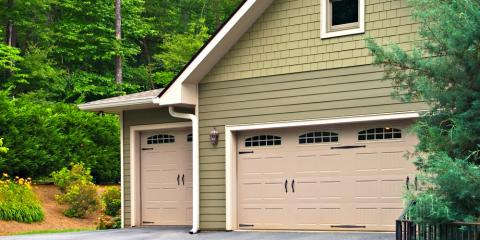 What to Do if Your Garage Door Operates Slowly, Lewis, Pennsylvania