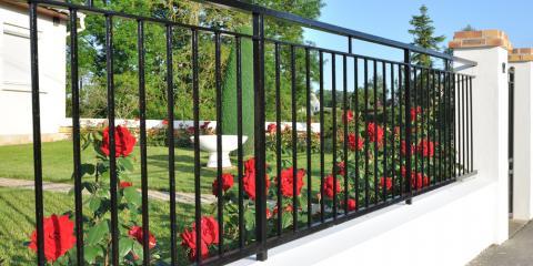 3 Aluminum Fence Maintenance Tips, Nicholasville, Kentucky
