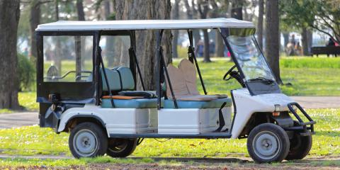 Which Is Best? Comparing 48 & 36-Volt Golf Cart Models, Council Bluffs, Iowa