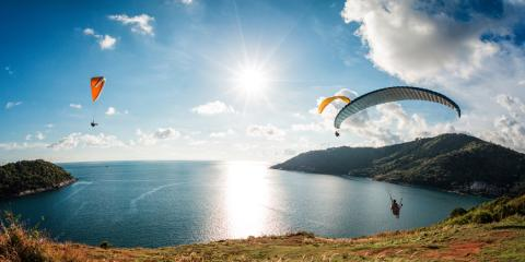 4 Tips for People Skydiving for the First Time, Waialua, Hawaii