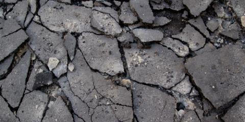 Paving Contractor Explains How Weather Changes Affect Your Pavement, Cranston, Rhode Island